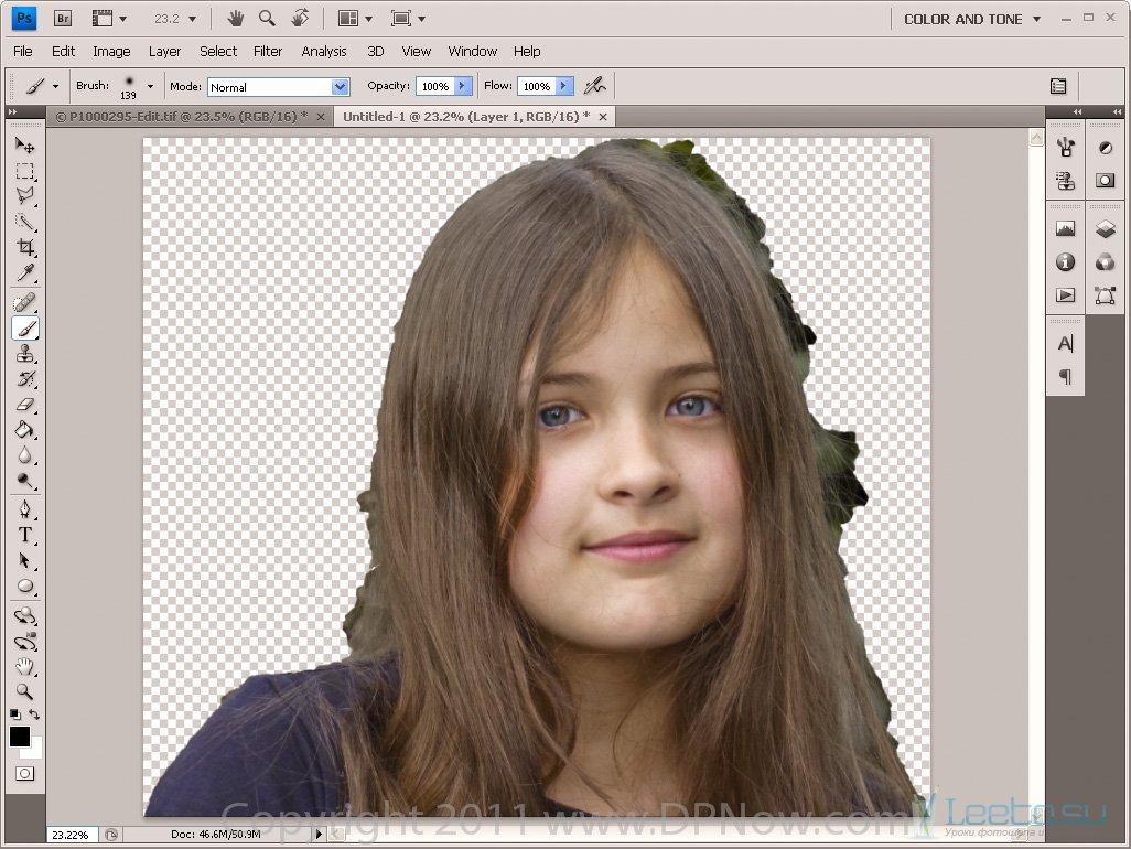 Как у фото сделать белые края на
