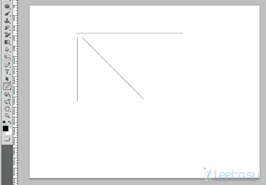 Для рисования линий можно