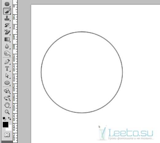 Как сделать круг из картинок
