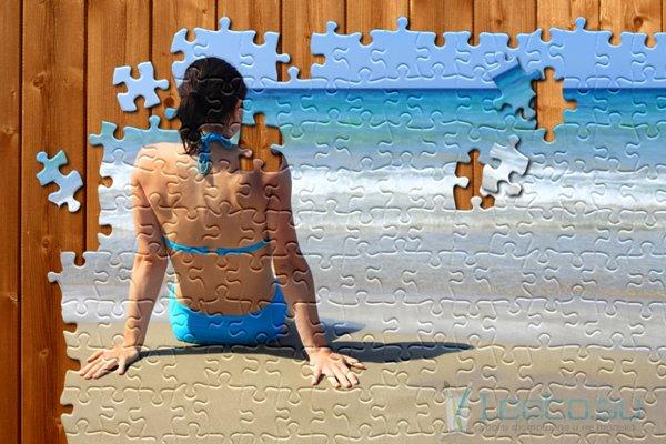 Мозаика из фотографии в Фотошопе