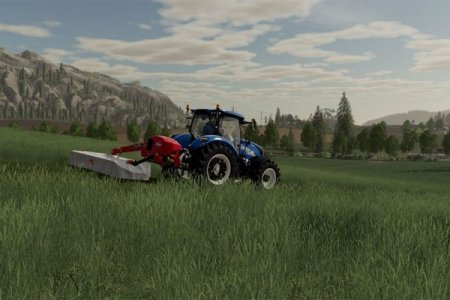 Моды Farming Simulator